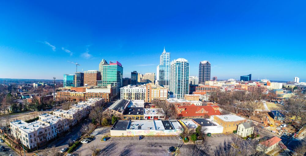 Move to Raleigh